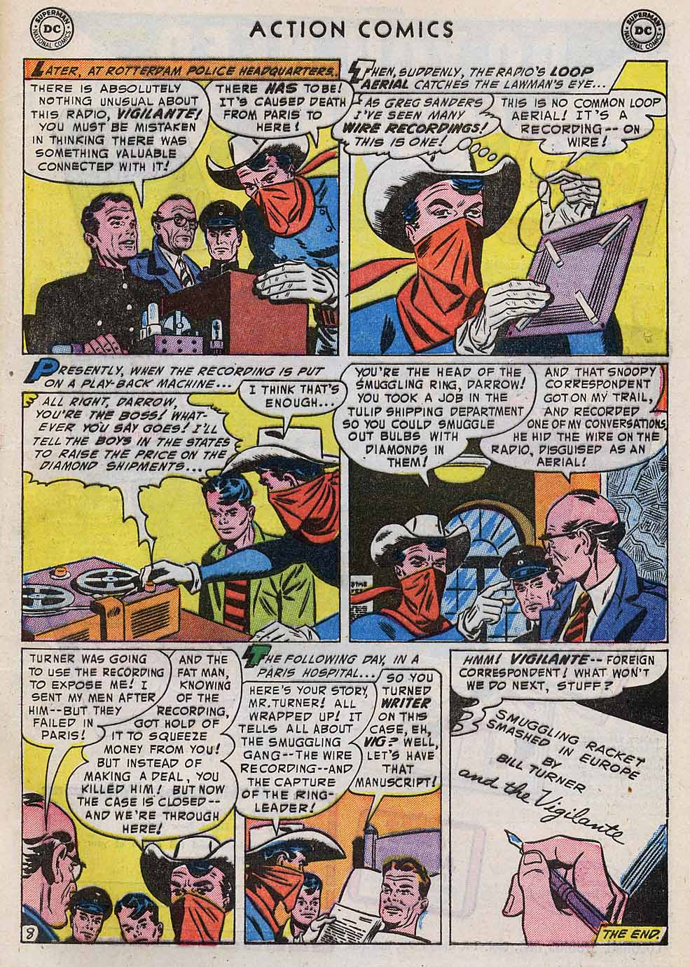 Read online Action Comics (1938) comic -  Issue #196 - 41