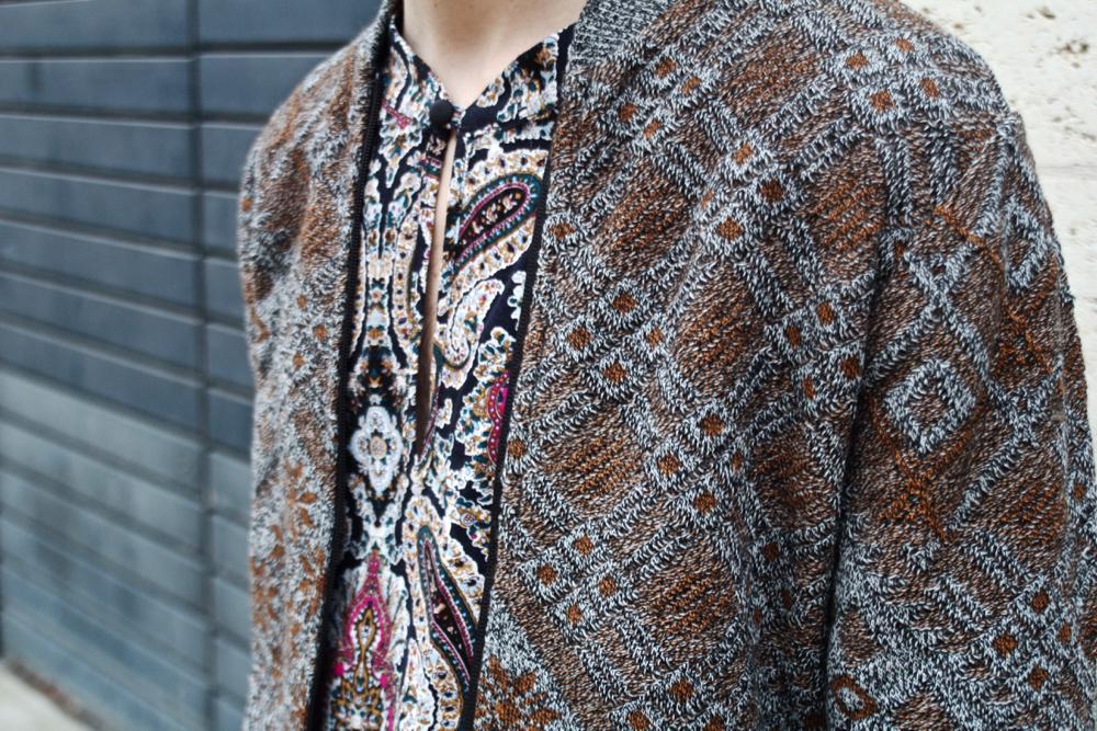 Blog_homme_mode_asos-aztèque-motife-superposition-ethnique-paisley-cachemire-tshirt-top-tunisien-bordeaux-paris-paraboot-chaussures-franges-tendances