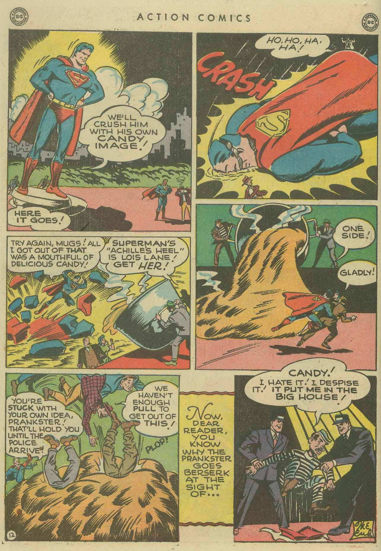 Read online Action Comics (1938) comic -  Issue #104 - 14
