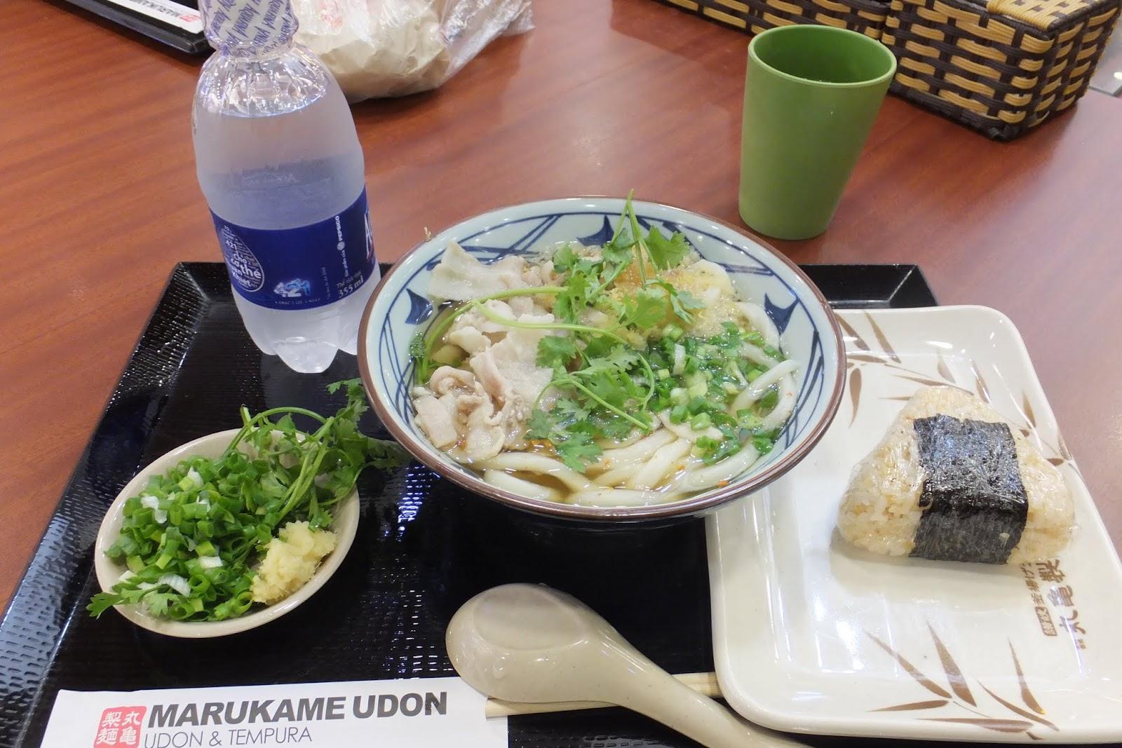 marukame-spicy-pork-udon
