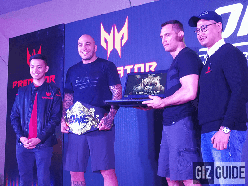 predator-one-championship-2 Predator Philippines Partnered With One Championship, Predator 21 X Locally Priced! Technology