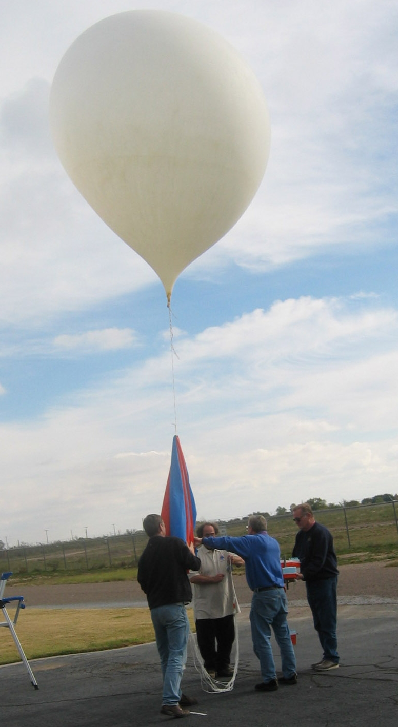 how to build a weather balloon