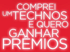 Cadastrar Promoção Relógios Technos Natal 2016