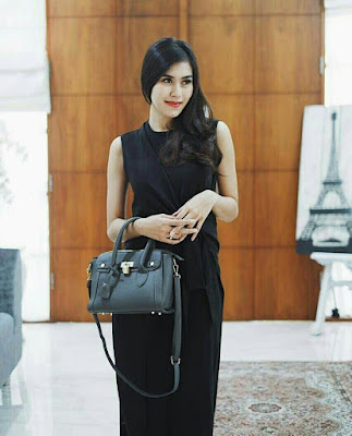 Syahnaz JH Tiffany Bag