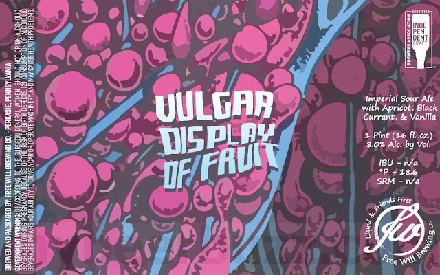 Free Will Adding Vulgar Display Of Fruit Cans