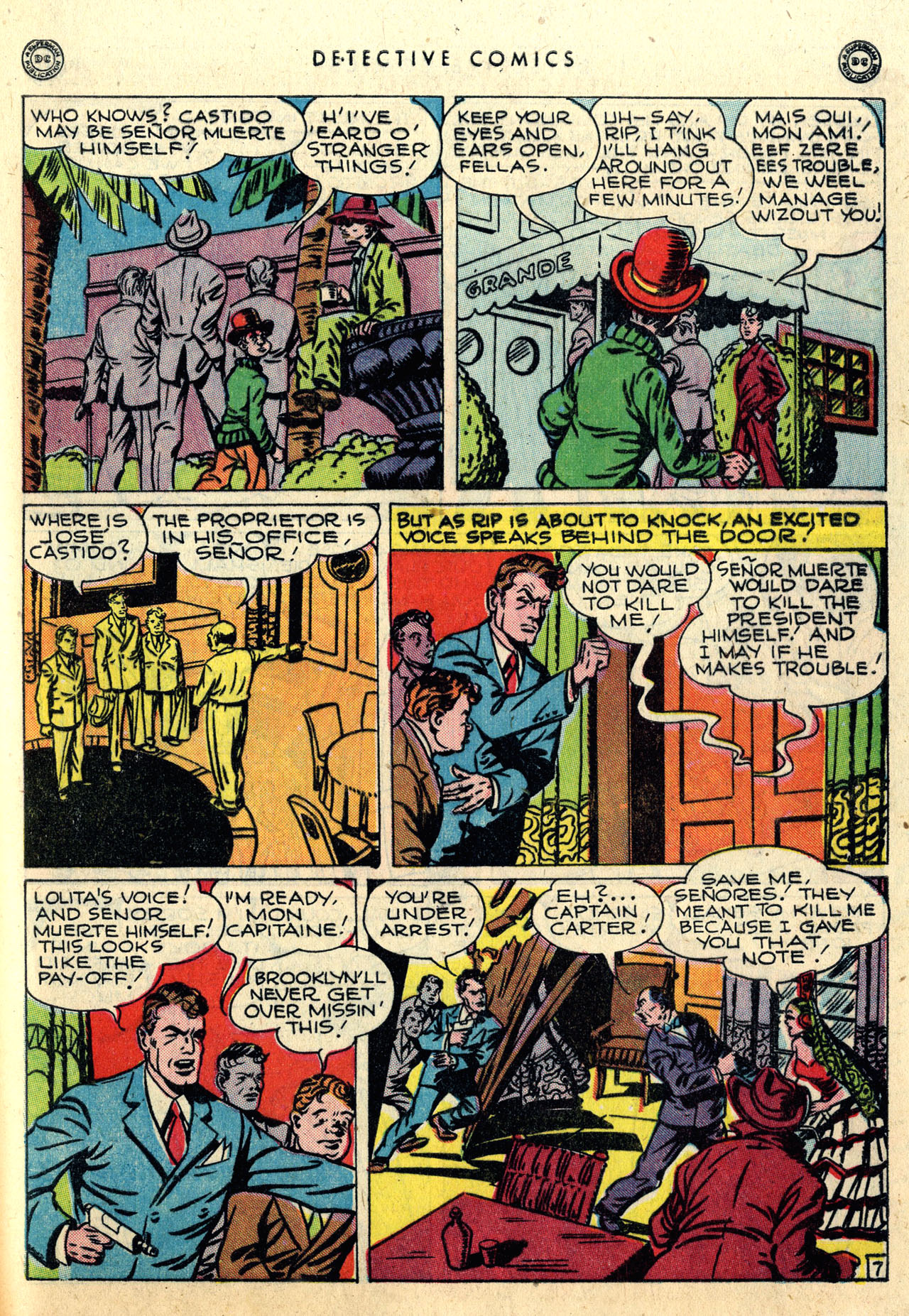 Read online Detective Comics (1937) comic -  Issue #112 - 43