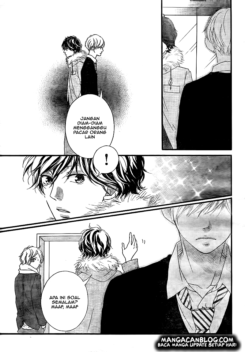 Ao Haru Ride Chapter 37-28