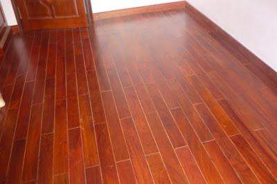 Cách nhận biết sàn gỗ giáng hương tự nhiên