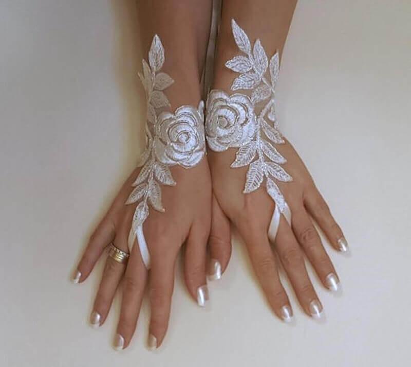 Luvas para Noivas