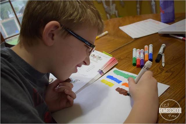 secret spy code writing kids activities