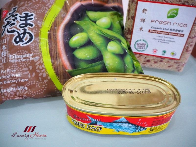 mili dace fish recipe black beans with edamame