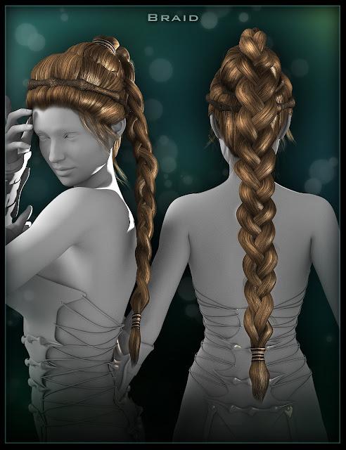 Hard Liquor for Lady Darkness Hair