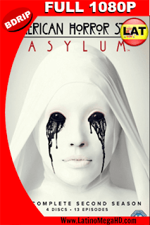 American Horror Story Temporada 2: Asylum (2012) Latino Full HD BDRIP 1080p ()