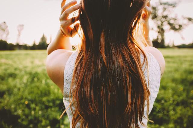 Haare, Sommer, golden hour, Natur, Tod, Trauer, Trauerverarbeitung