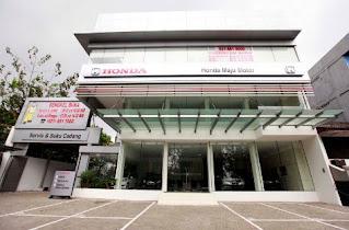 LOKER SALES CONSULTANT HONDA MAJU MOTOR PALEMBANG NOVEMBER 2020
