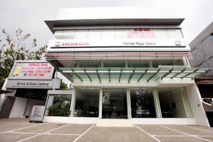 LOKER Sales Consultant HONDA MAJU MOTOR PALEMBANG MEI 2019
