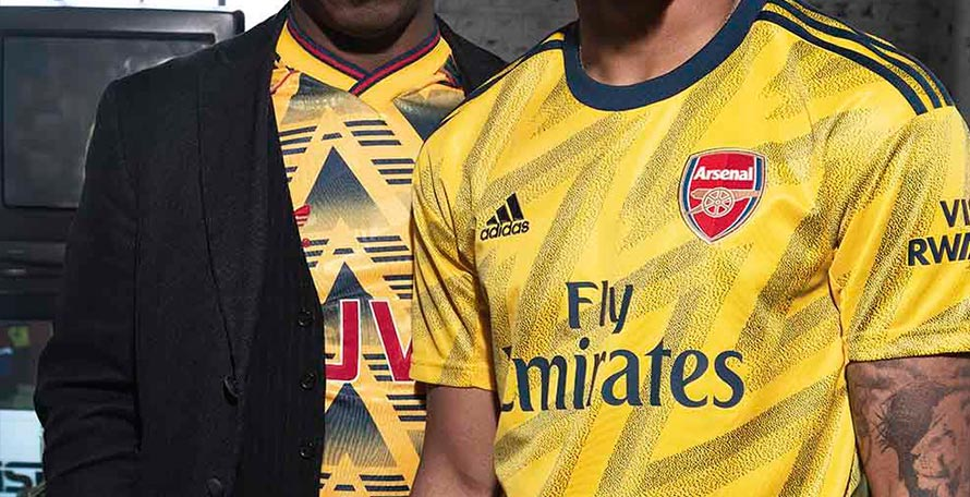Adidas Arsenal 19 20 Away Kit Released Bruised Banana Footy Headlines