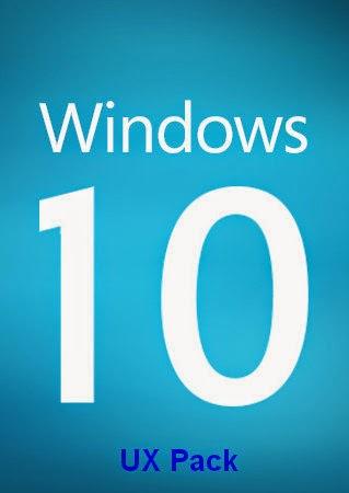Windows 10 UX Pack 2.0 Free Download