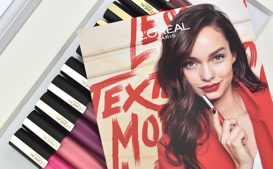 Review und Swatches Rouge Signature Lippenstife von L'Oréal - alle Farben