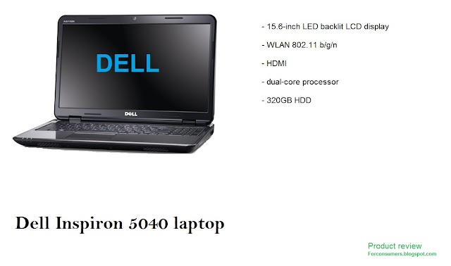 Dell Inspiron 5040 laptop review