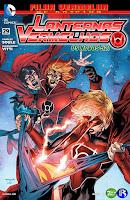 Os Novos 52! Lanternas Vermelhos #29