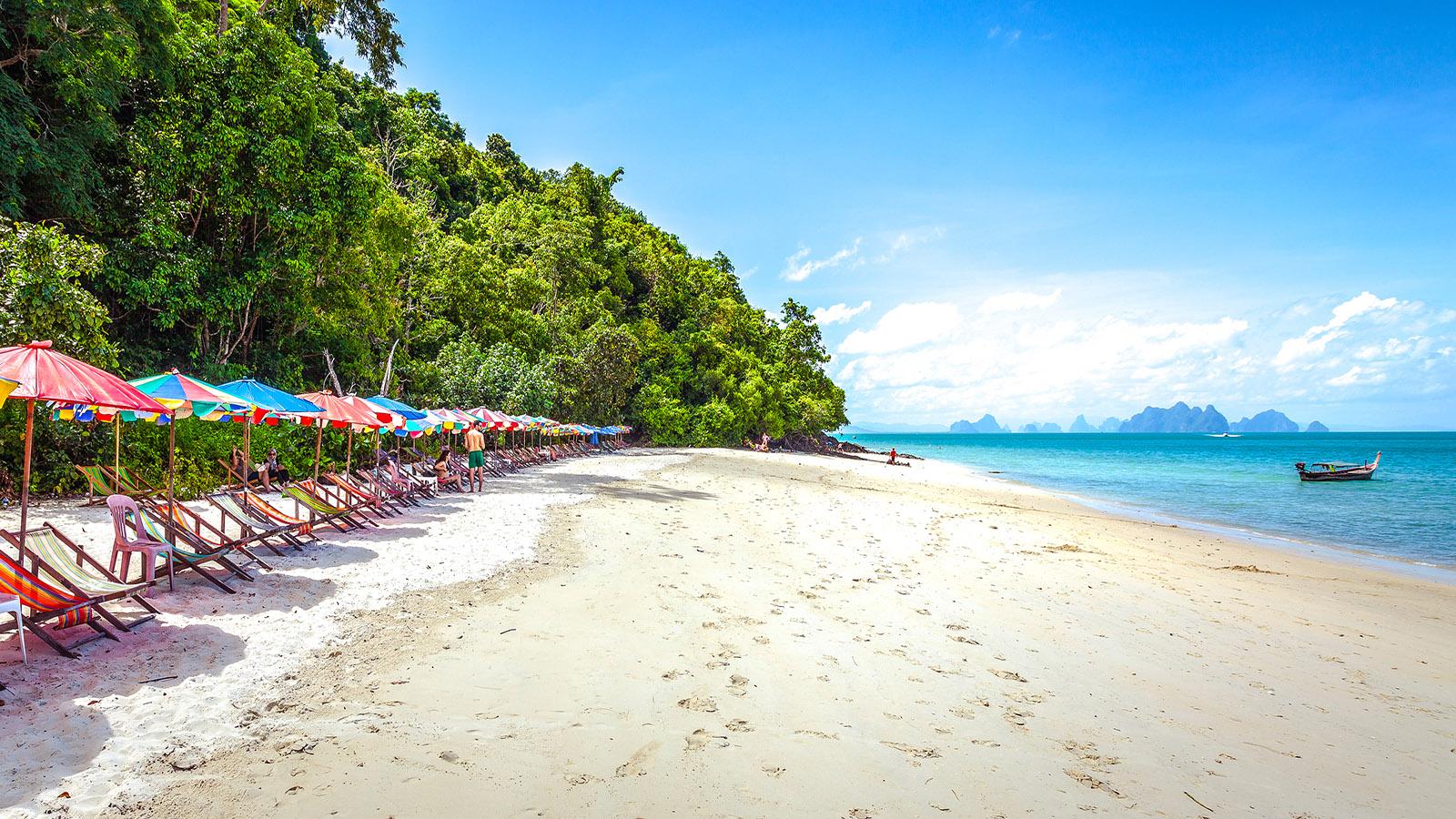 Naka island, Phuket Thailand