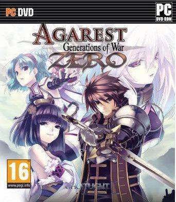 Agarest: Generations of War Zero PC Full