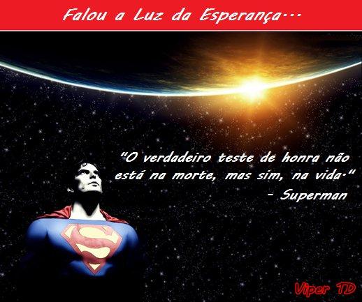 Viper Td Old Filosofia Superman