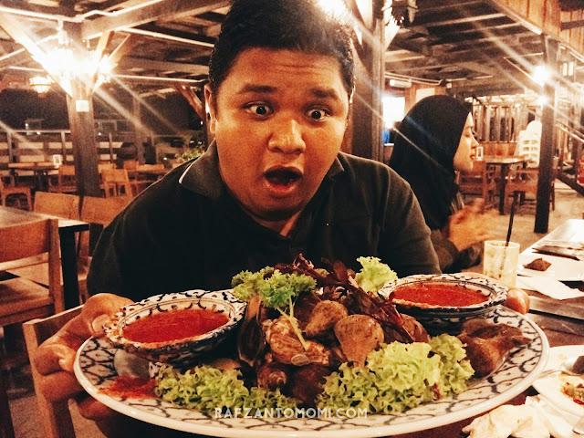 Rong Seri Bangi - Hidangan Masakan Halal Dari Thailand Utara Tanpa MSG !