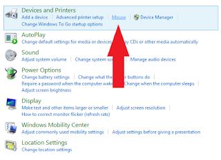 Cara Mengganti Cursor di Windows 7, 8, 8.1 Terbaru Hazpedia