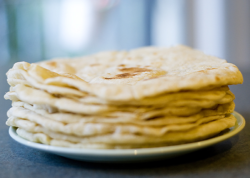 The Hippy Home Homemade Flour Tortillas Without Lard