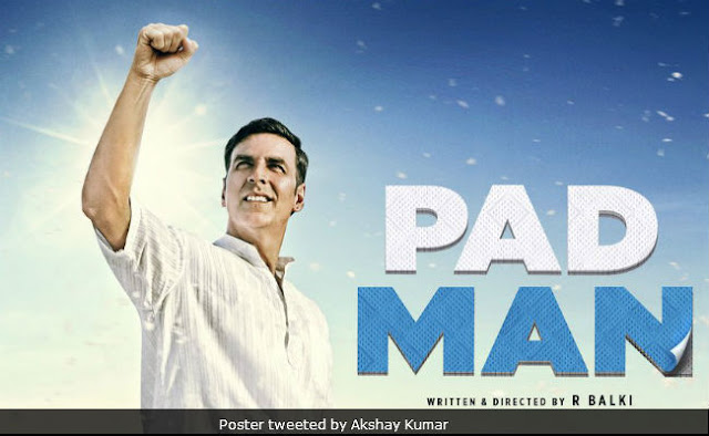Padman Full Movie Watch Online
