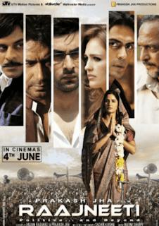 Raajneeti 2010 Full Hindi Movie Download BRRip 720p