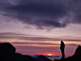 vegahuerta  , Fernando Calvo Guia de alta montaña Picos de europa