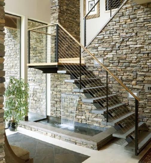 Soy arquitectura ideas de fuentes decorativas - Fuentes para interior ...