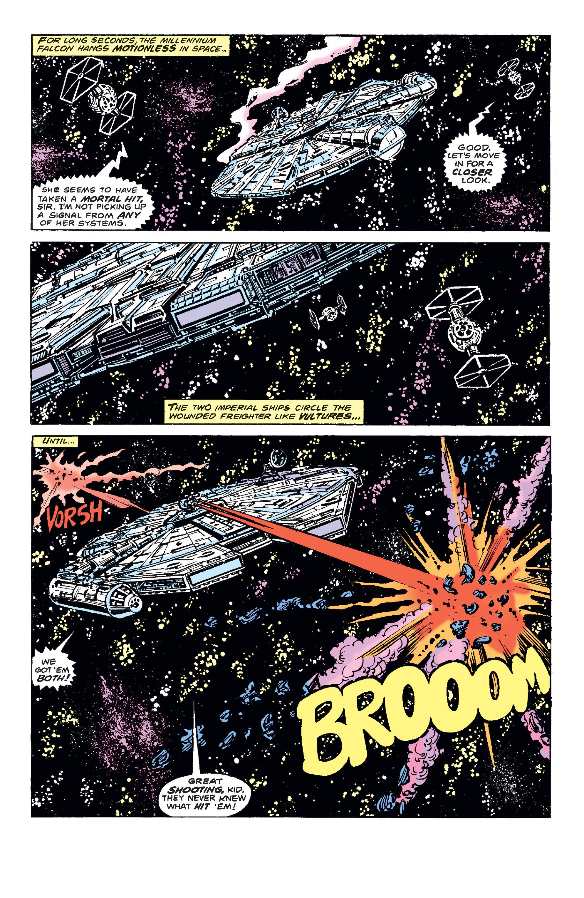 Read online Star Wars Omnibus comic -  Issue # Vol. 13 - 422