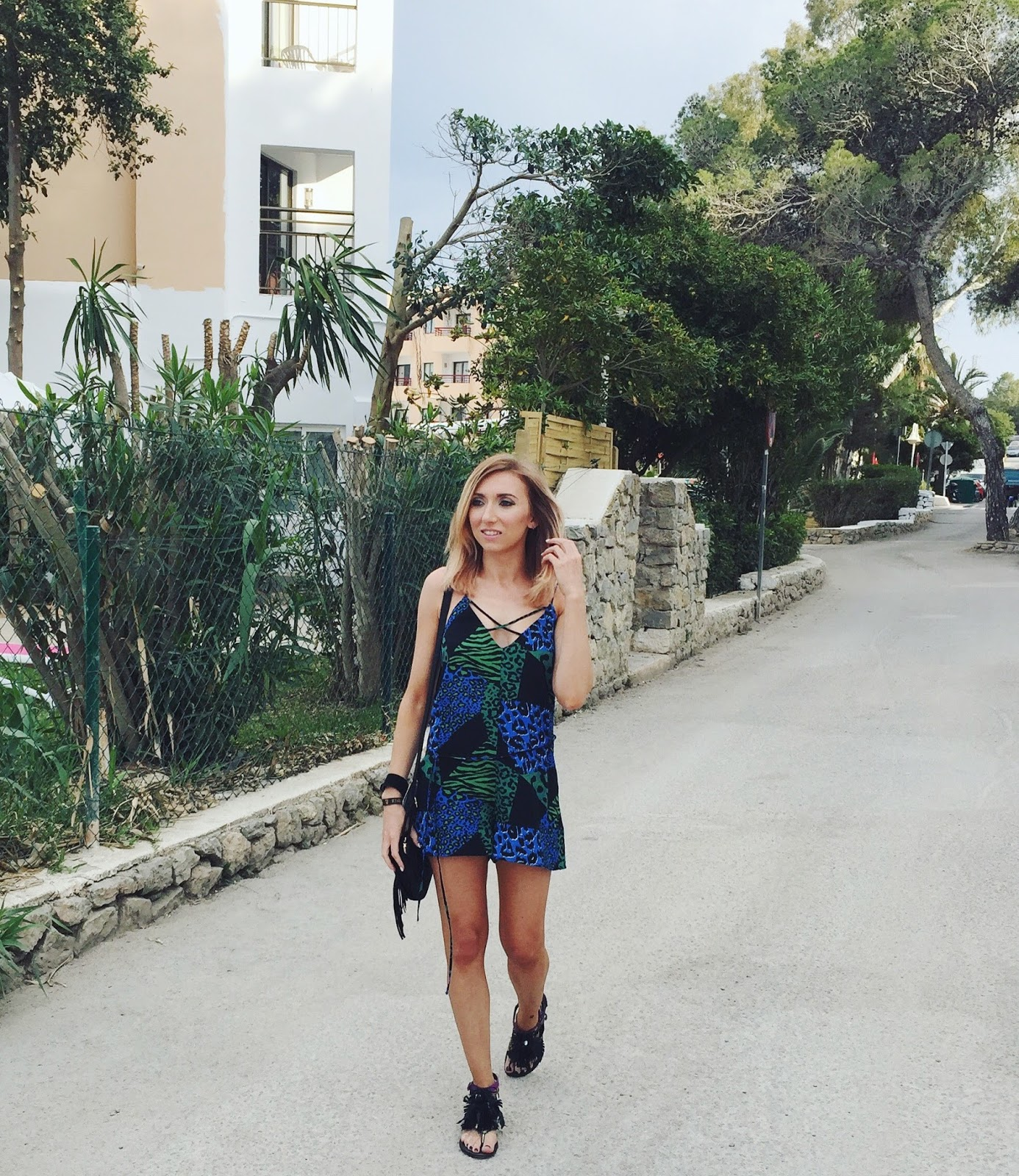 What To Wear In Ibiza Topshop Fashion Blog