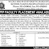 Bacha Khan University Charsadda Jobs
