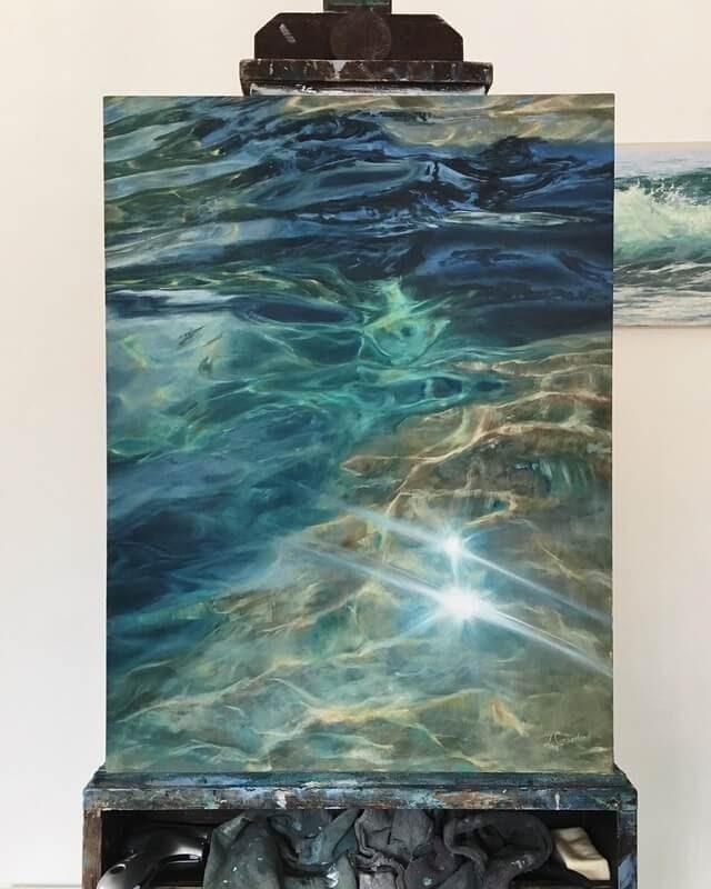 11-Irina-Cumberland-Realistic-Water-Paintings-www-designstack-co