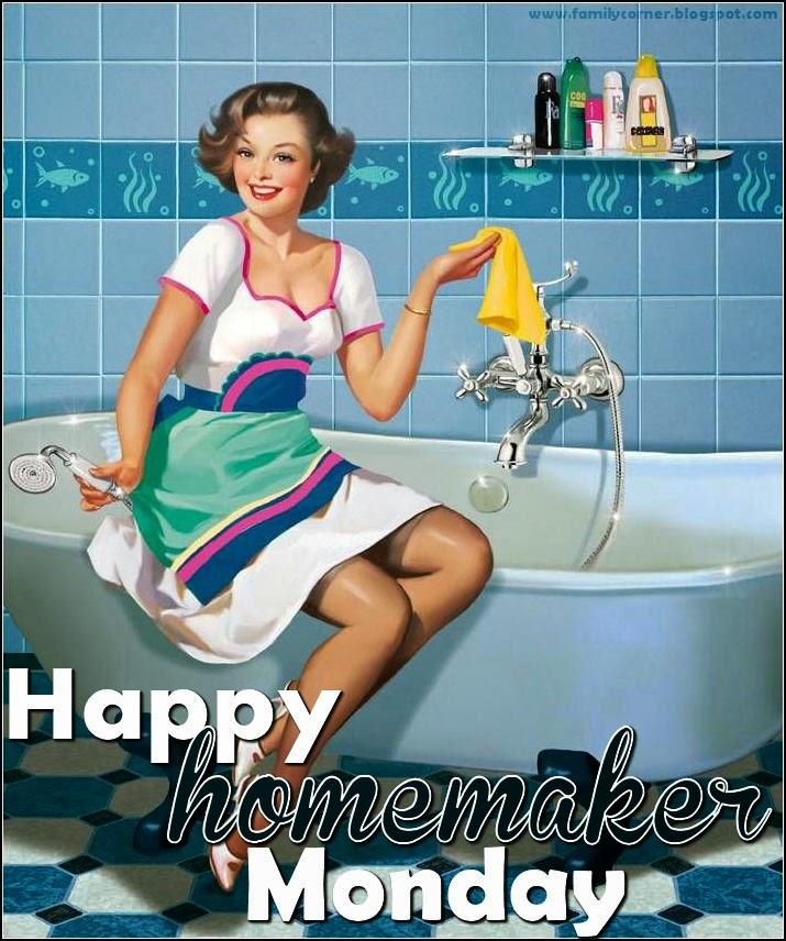 { Happy Homemaker Monday - 05/27/2019 }