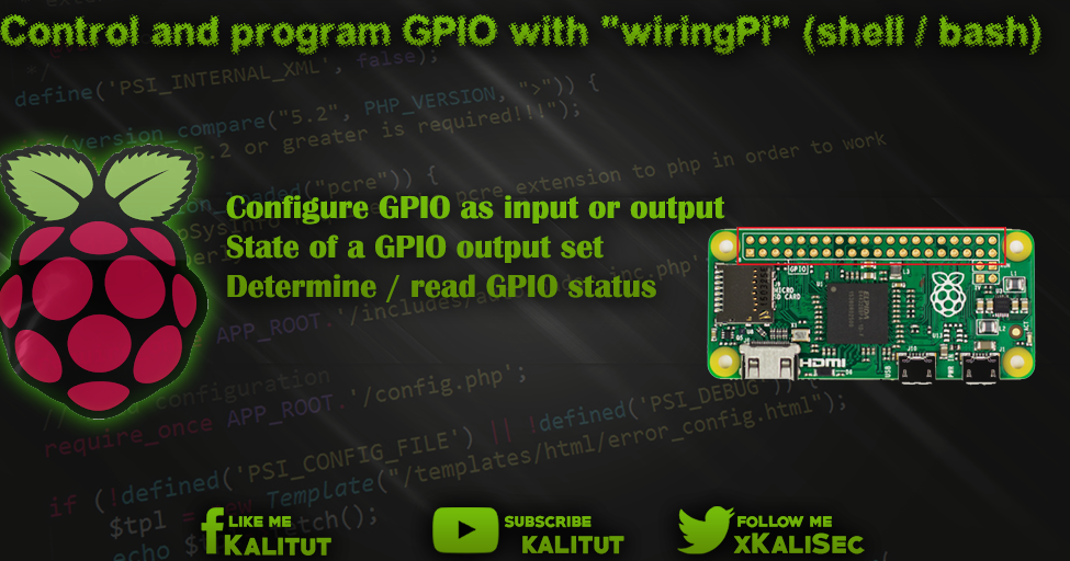 raspberry pi control and program gpio with wiringpi kalitut tutorial rh kalitut com Using Raspberry Pi Home Automation Raspberry Pi Home Automation