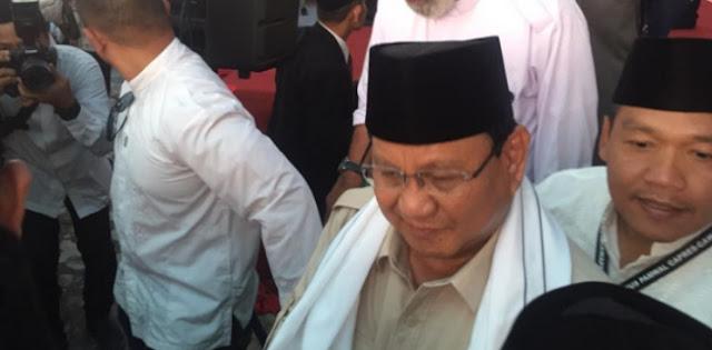 Dinilai Haus Kekuasaan, Ini Jawaban Prabowo