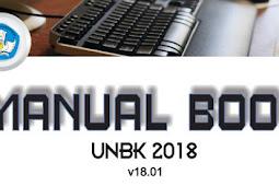 Download Manual Book UNBK 2018 Versi 18.1