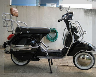 modifikasi vespa ps modifikasi vespa antik