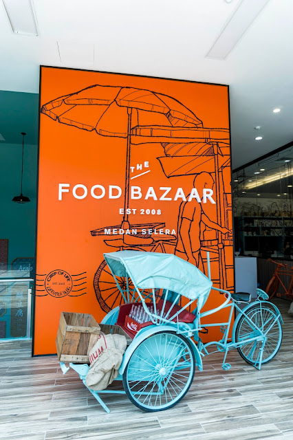 Food Bazaar Newly Launched @ Design Village Penang's Outlet Mall
