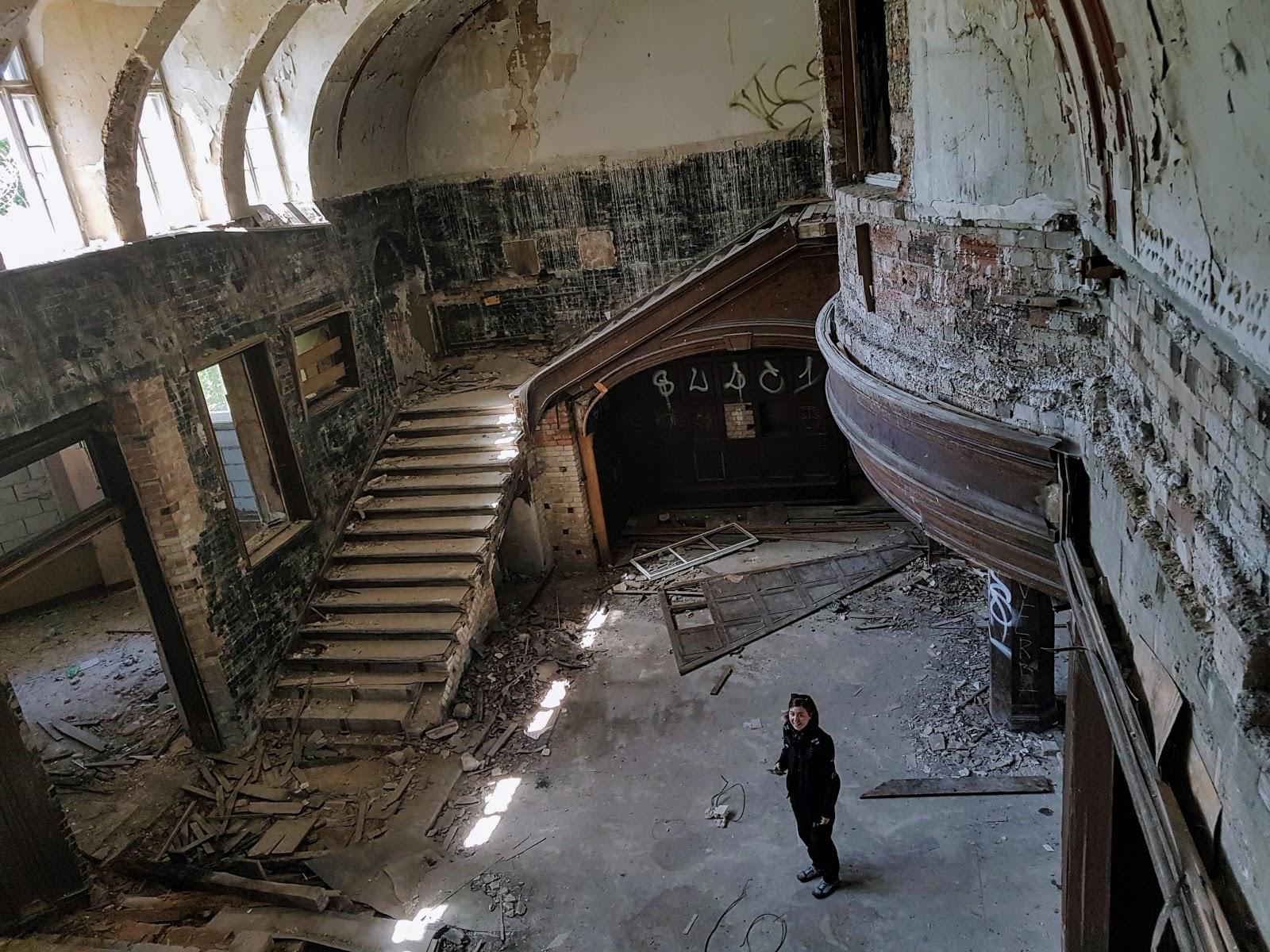 pałac bełcz wielki