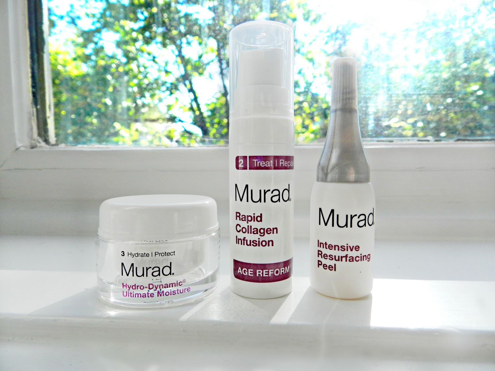 murad age reform intensives review sephora set