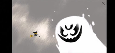 Google Doodle The Great Ghoul Duel