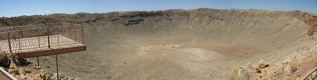 Meteor Crater - Arizona USA
