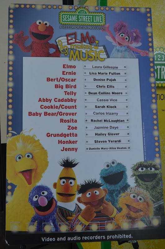 Home Baking 4 LoVe: Sesame Street Live Musical Show